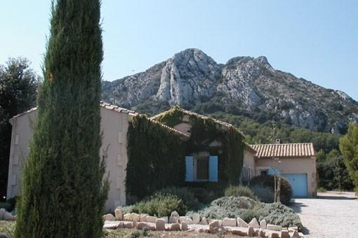 Provençal villa at the Foot of the Alpilles, holiday rental in Eygalieres