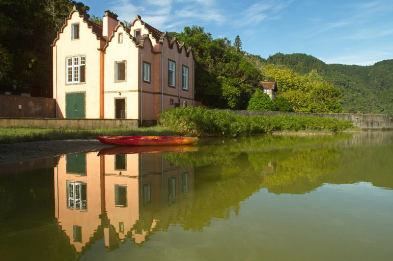 Casa dos Barcos - Lagoa das Furnas, vacation rental in São Miguel