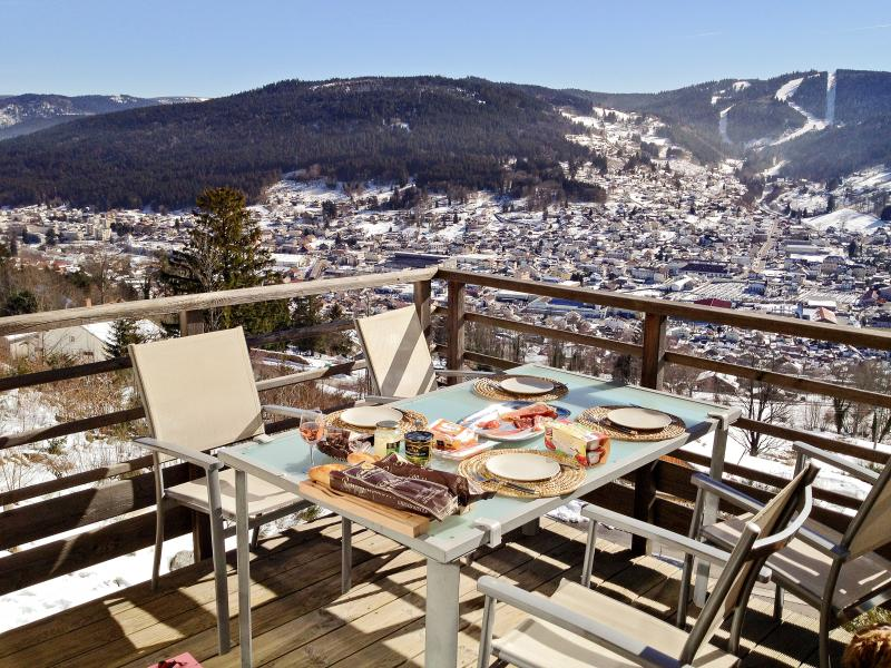 Beautiful apt with terrace & Wifi, vacation rental in Vosges