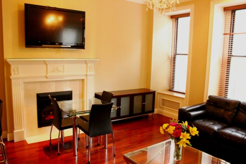 Spacious renovated apartment in a perfect location close to Central Park and Lincoln Center.
