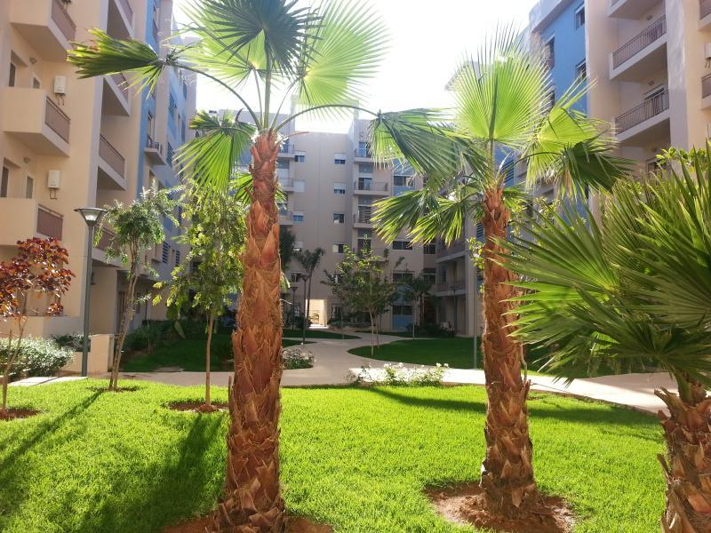 les quais verts n°2, holiday rental in Oujda