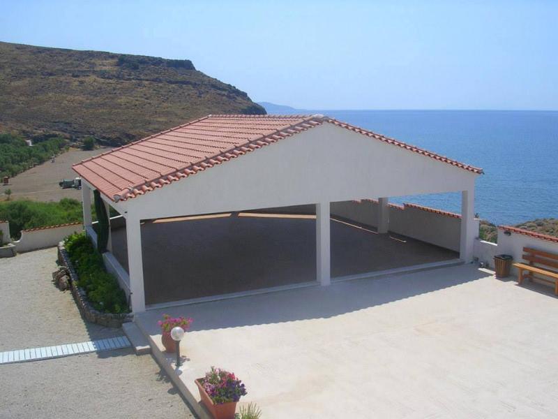 Aegean Blue - Xalikia, aluguéis de temporada em Sigri