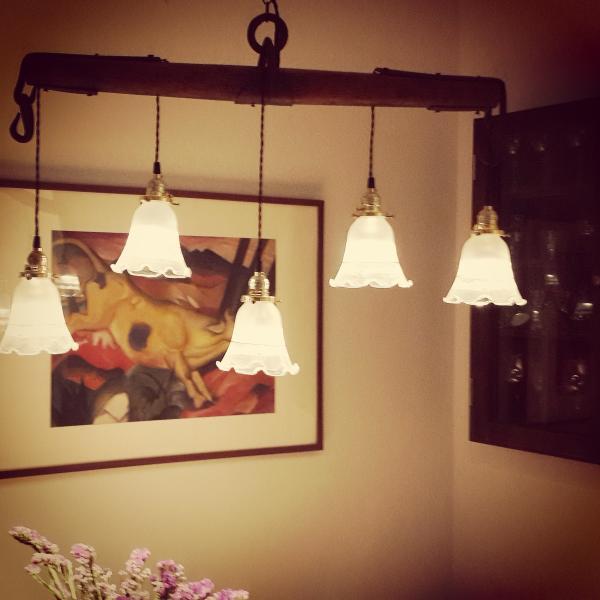 dining area lights