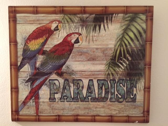 Estancia en el paraíso!