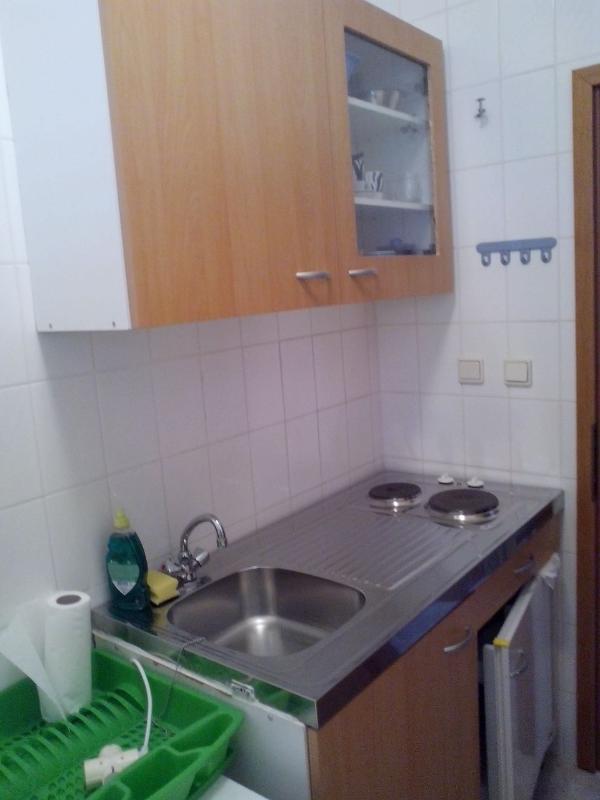 B1 Lođa (2+1): kitchen