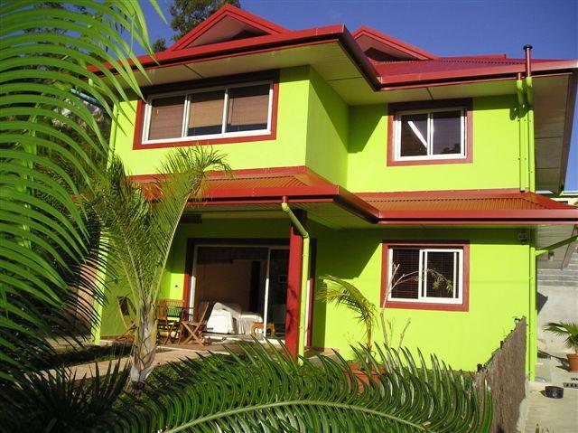 Les gîtes de Robinson - le faré Coco, casa vacanza a Nuova Caledonia