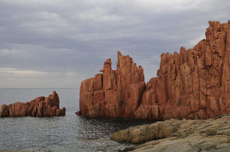 Rocce Rosse (Red Rocks) near Arbatax Port