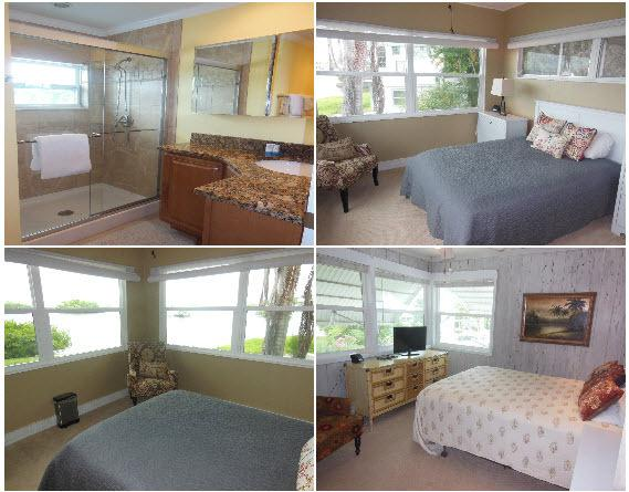 Other Bedrooms and Master Ensuite