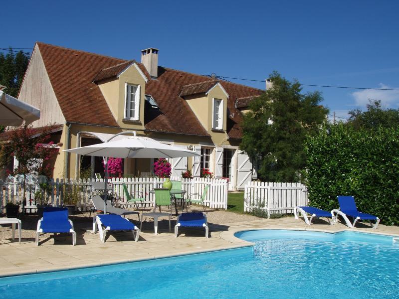 le mas de gramat (chez pie et monique) gîte 2 pers et chambres d'hôtes, alquiler vacacional en Rocamadour