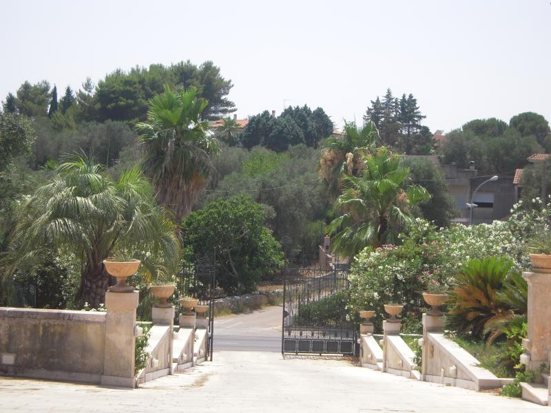 Villa Elena, holiday rental in Supersano
