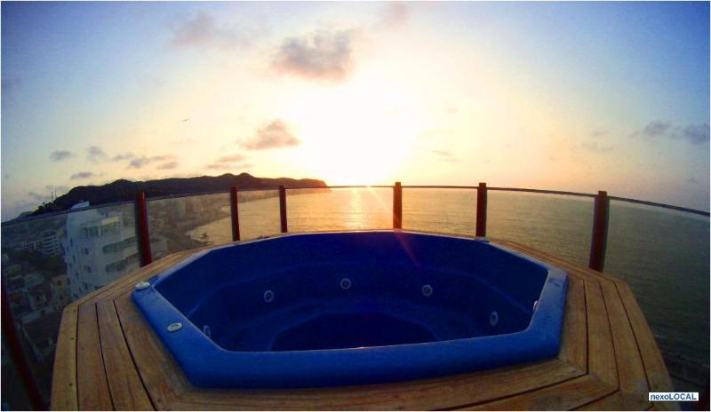 Jacuzzi with wonderful view