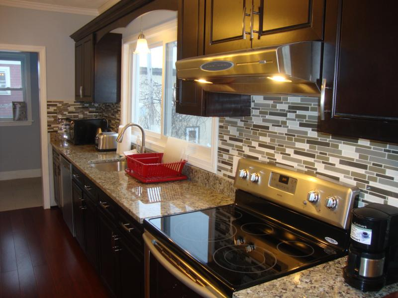 Brand New comfort Home Close to T and Boston, holiday rental in Somerville