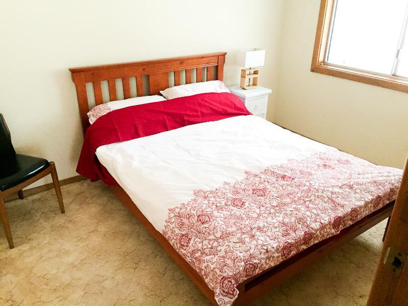 Dubbele slaapkamer.