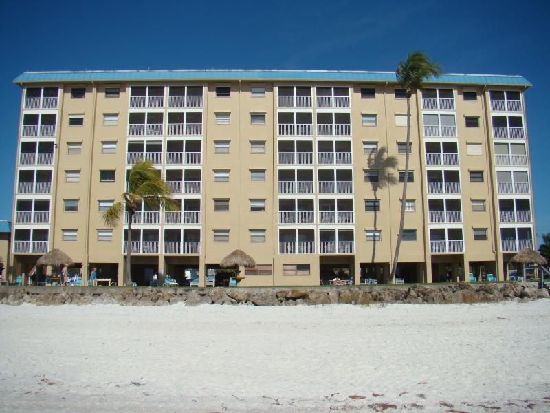 Beachfront on the Gulf of Mexico