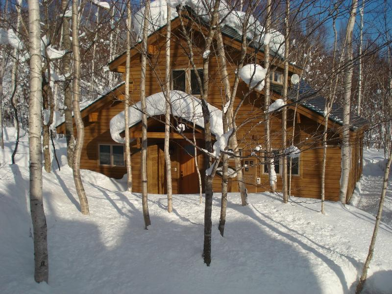 Harmony House- The Premier Resort Home in Niseko Village/Higashiyama area, holiday rental in Rusutsu-mura