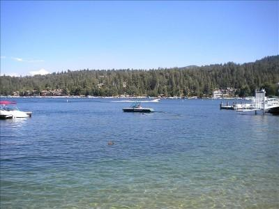 View of Lake Arrowhead