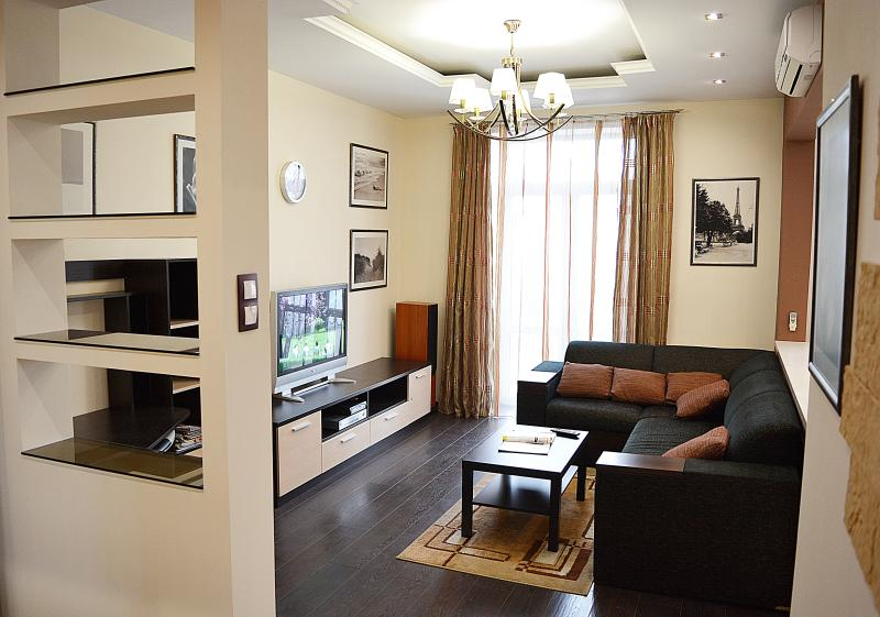 2-room app. in the heart of the city, holiday rental in Belarus