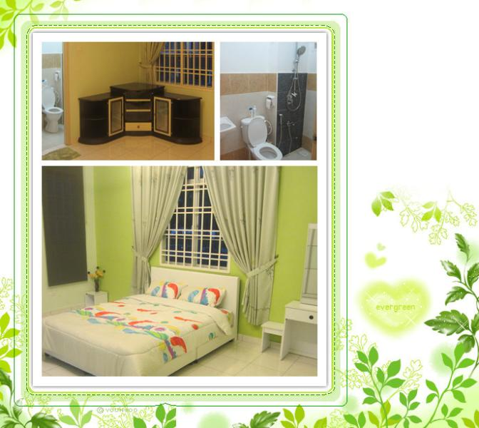 Home2U Homestay Bukit Indah, holiday rental in Gelang Patah