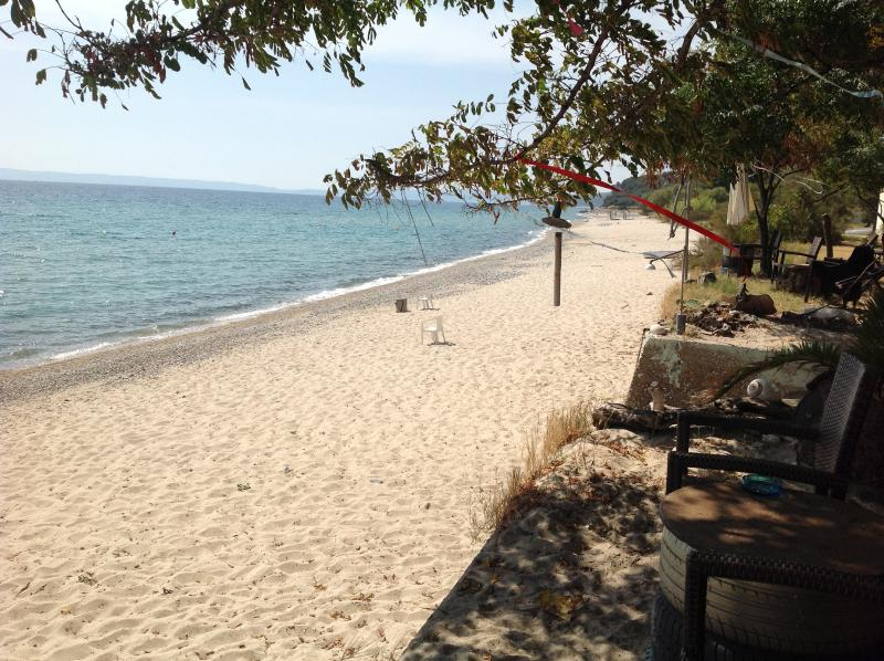 House in Chalkidiki, near the sea, holiday rental in Ouranoupoli