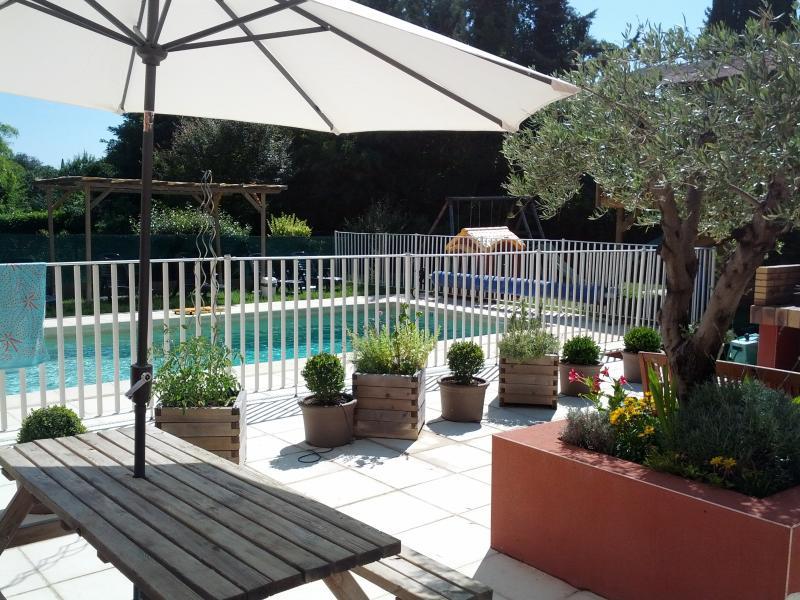 Villa du Lez-T3mez, aluguéis de temporada em Les Matelles