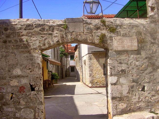 Sukošan old city centar