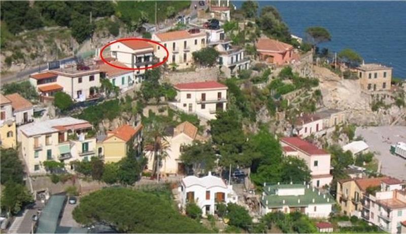 Villa Rosalia da estrada Costa Amalfitana