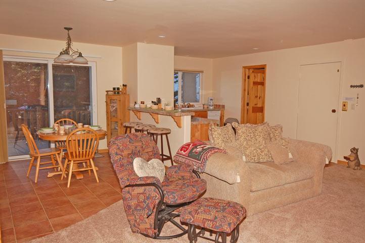 Guest House - Open Floor Plan