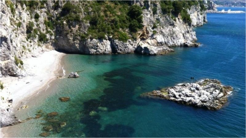 Erchie beach of Caugo