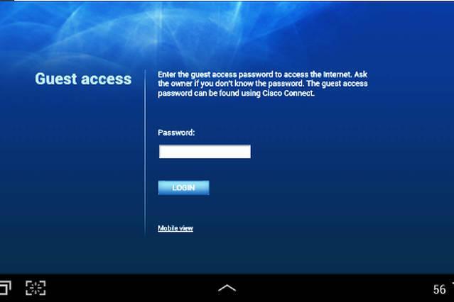 Free wireless high speed internet access