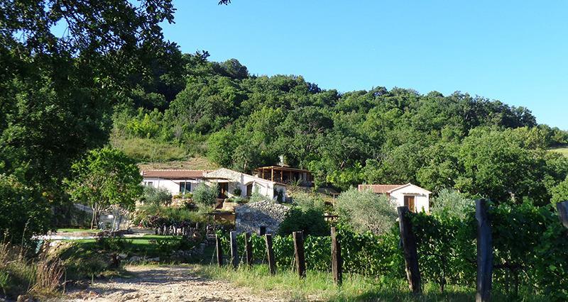 AGRITURISMO FONTENUOVA - IL VILLINO, vacation rental in Catabbio