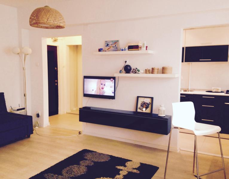 Cozy Studio - Floreasca/Dorobanti, vacation rental in Bucharest