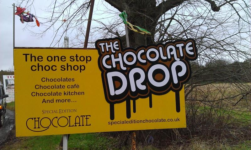 See 'real' chocolate being made and taste over 40 amazing flavours; buttons, truffles and novelties.