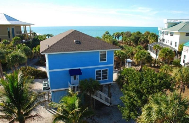 Pool Home - Steps from the Beach, alquiler vacacional en North Captiva Island
