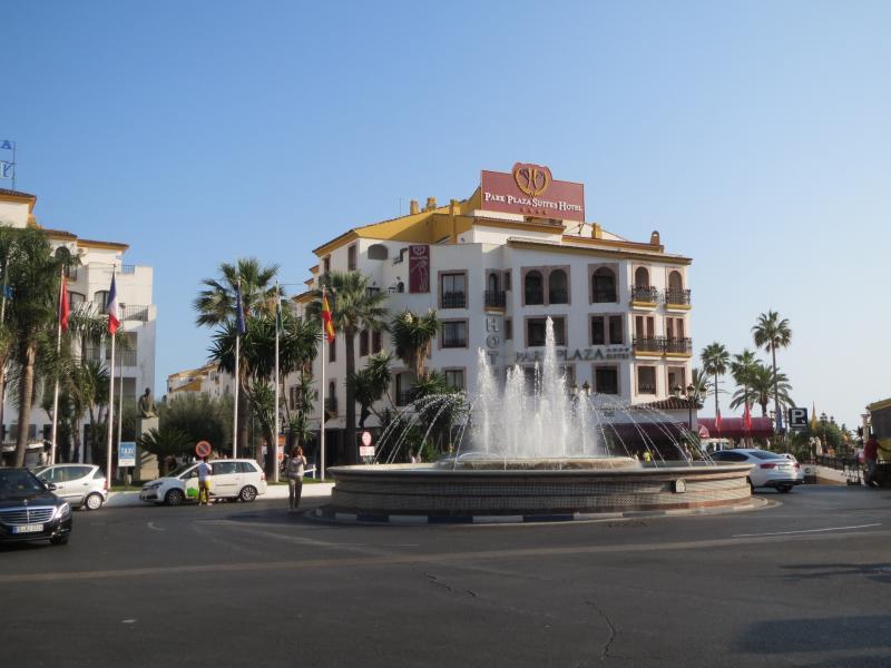 Puerto Banus Centre