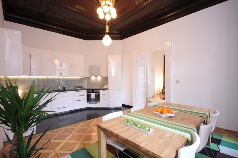 DESIGN APARTMENT DOWNTOWN PRAGUE, holiday rental in Prague
