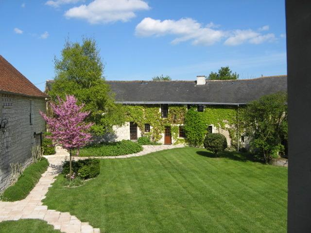 Le Cottage du Domaine de Beauvais, location de vacances à Indre-et-Loire