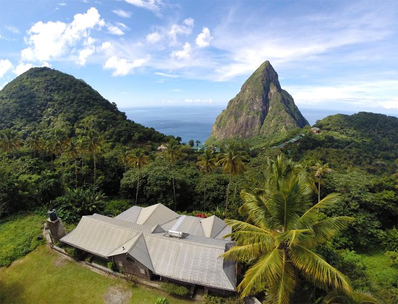 Welcome to the Jaco Pitons Villa..