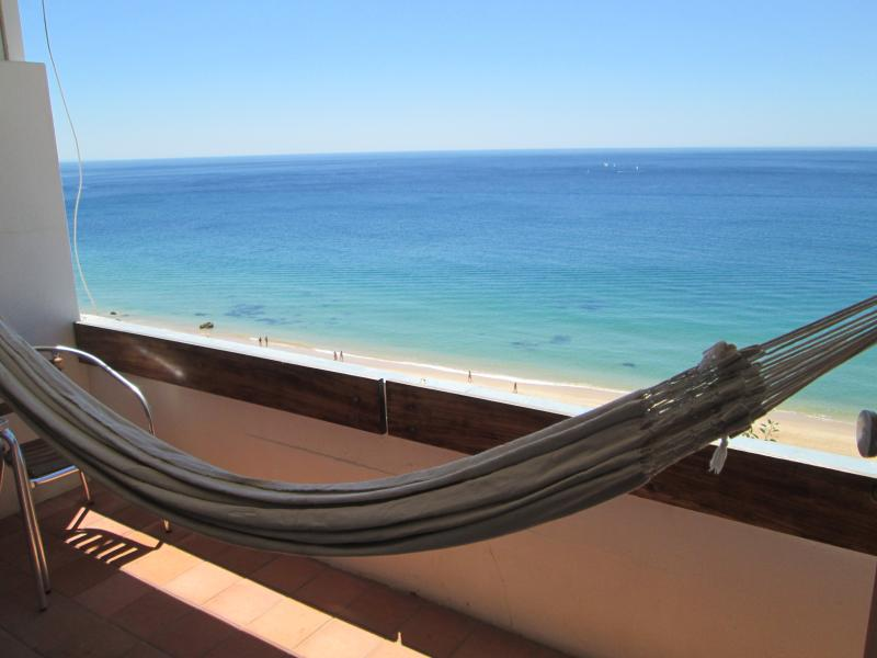 Studio with great view over the beach, vacation rental in Sesimbra