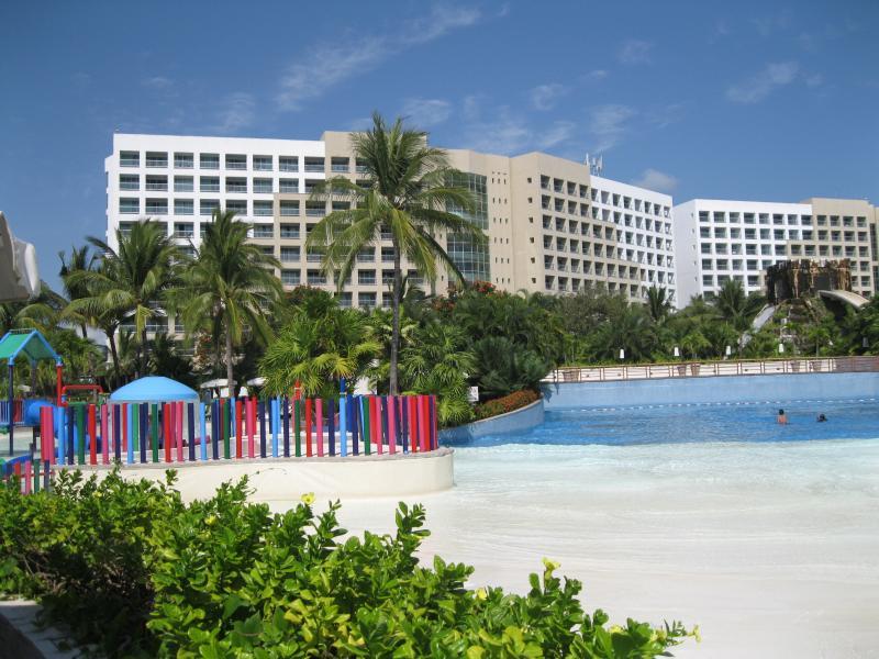Grand Mayan and Pools