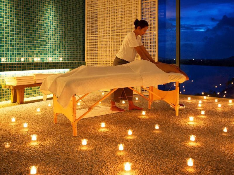 At Point Yamu a massage is the perfect wind down. *See hotel for menu & costs