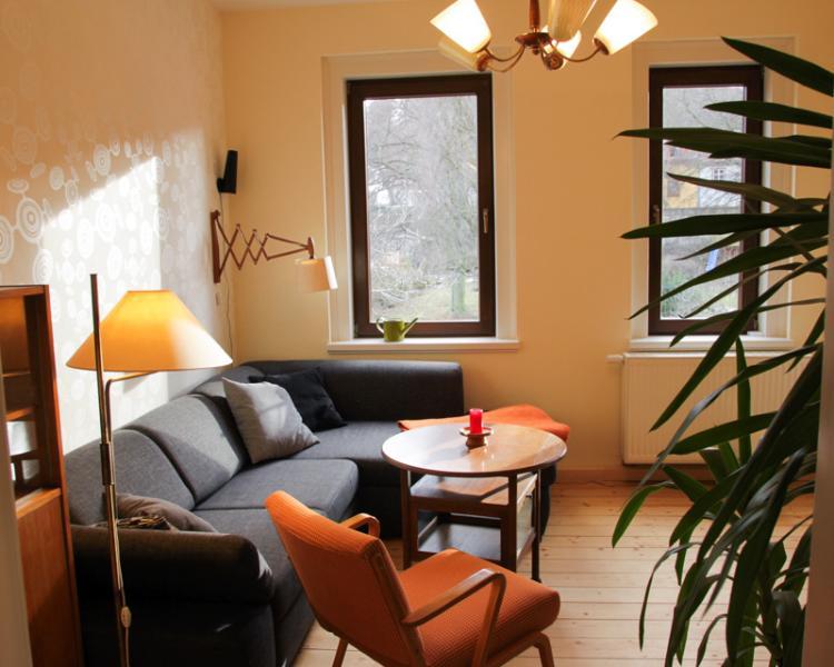 Wohnzimmer salón