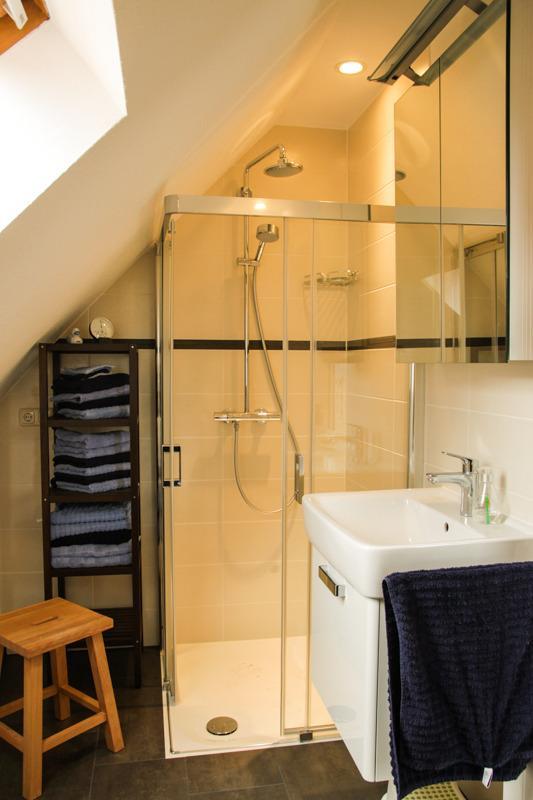 Bad mit bodengleicher Dusche Bathroom