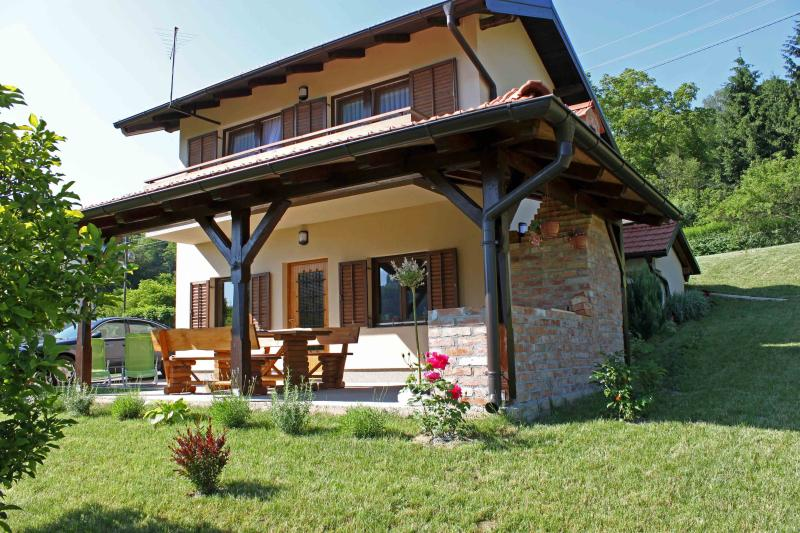 Countryside house EMA Tuheljske Toplice, vacation rental in Krapinske Toplice