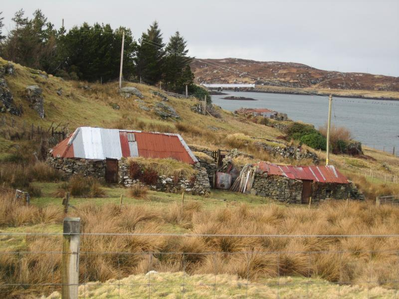 Bernera bridge