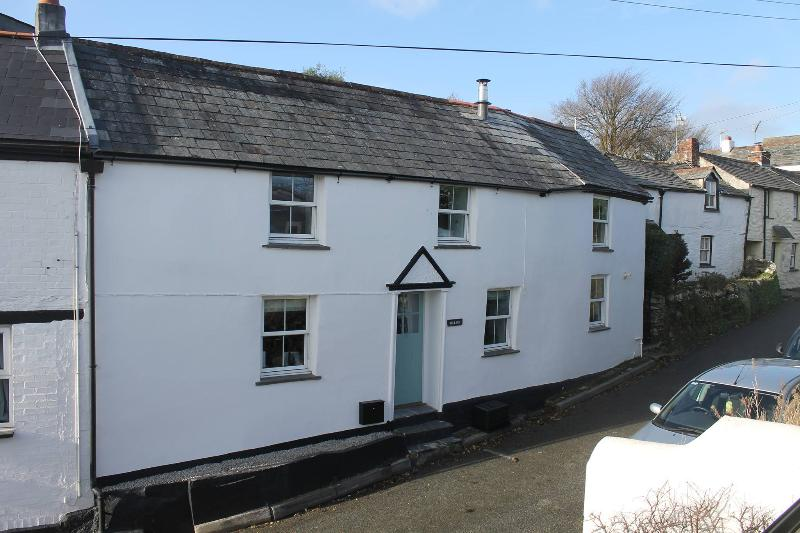 Cottage in Wadebridge area, Ferienwohnung in St. Mabyn