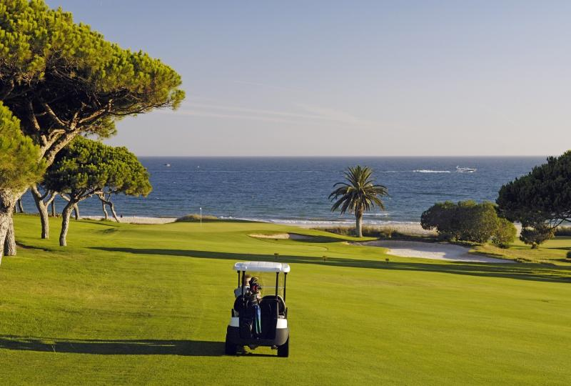 Some of the best golf in Europe a short drive away...