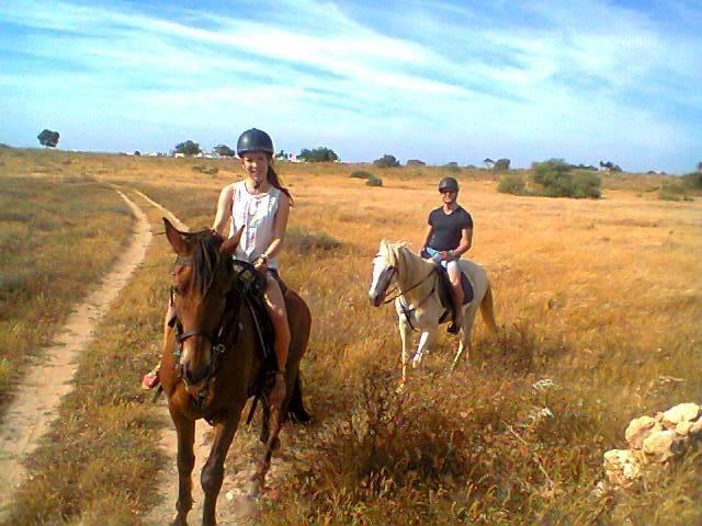 Horse riding Albufeira