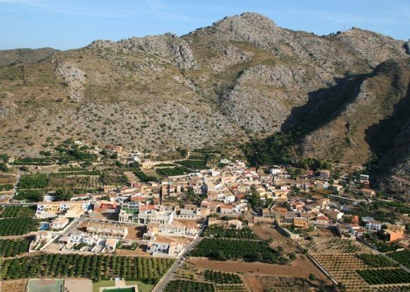 Benimeli Village