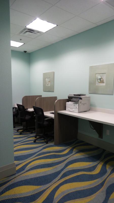 Oasis Club Business Center