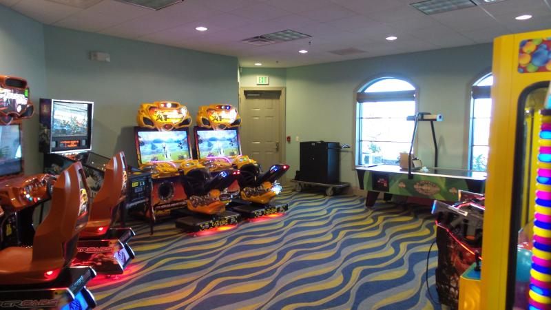 Oasis Club Game Room